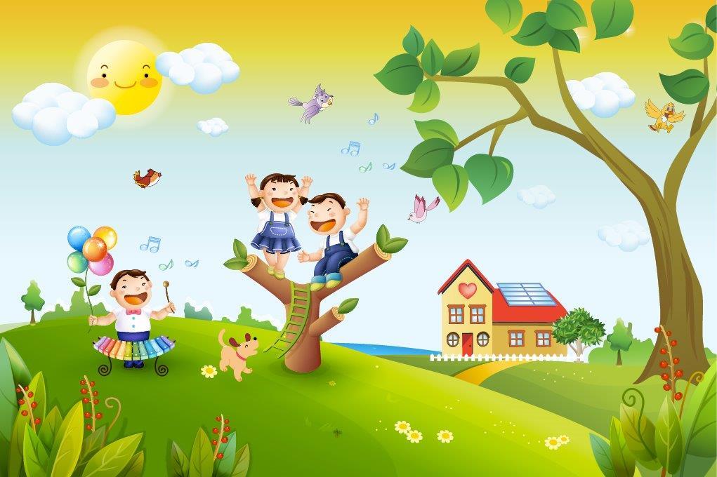 Kids Wallpaper For Walls New Delhi And Gurgaon 918800900709
