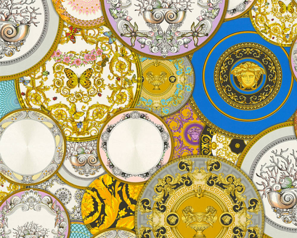Versace Home Wallpapers Premium Wallpaper Collection For Walls