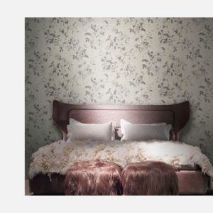 Cavalli-Home-Floral Wallpaper