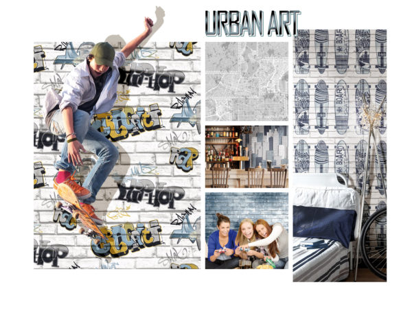 urban art wallpaper